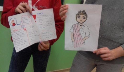 Turniej wiedzy o lekturach szkolnych w świetlicy szkolnej